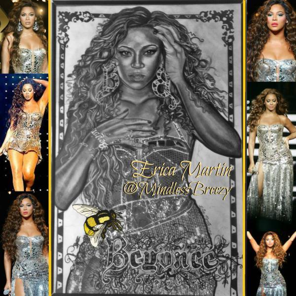 Beyonce por EricaMartin